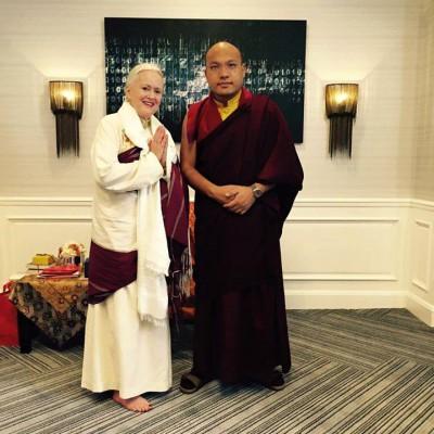 Lama i Karmapa